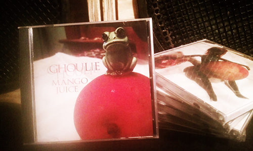 Ghoulie Mango Juice cd electronic synth soul